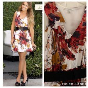 LC Conrad fall dress